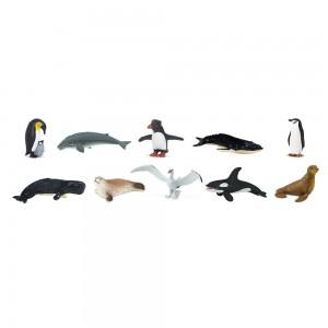 Жители Антарктики в тубусе Safari Ltd 100113