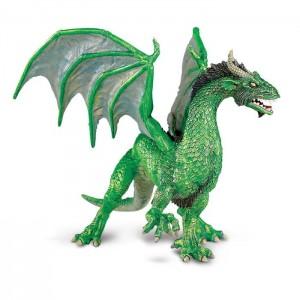 Лесной дракон Safari Ltd 10155