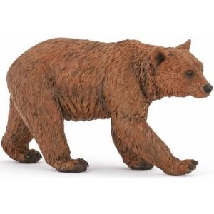 Бурый медведь Papo 50240