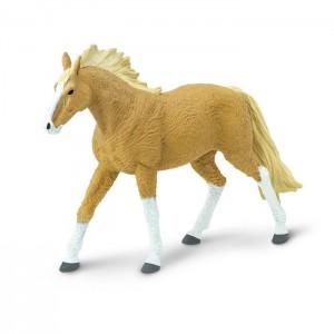 Башкирская кудрявая лошадь Safari Ltd 152605