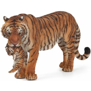Тигрица с детенышем Papo 50118