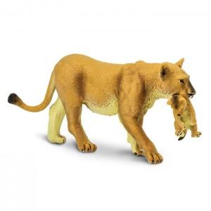 Львица с львенком Safari Ltd 225229