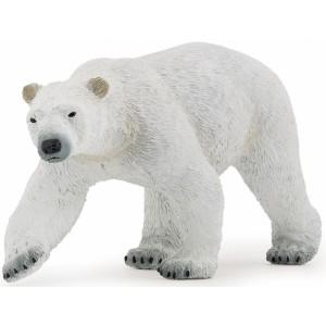Белый медведь (полярный) Papo 50142