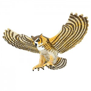 Виргинский филин Safari Ltd 264429