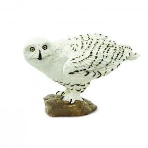 Белая сова Safari Ltd 264729