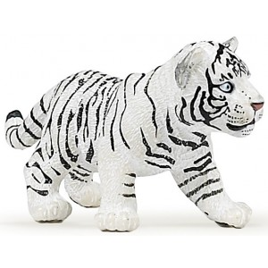 Детеныш белого тигра Papo 50048