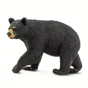 Черный медведь Safari Ltd 273529