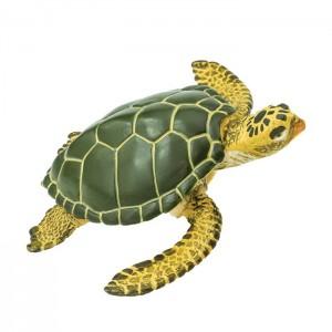 Зеленая черепаха Safari Ltd 274329