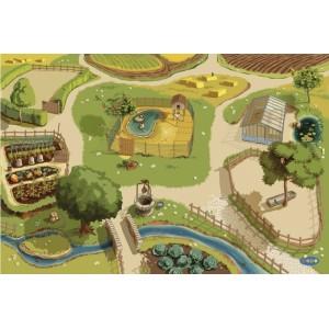 Игровой коврик Ферма Papo 60501
