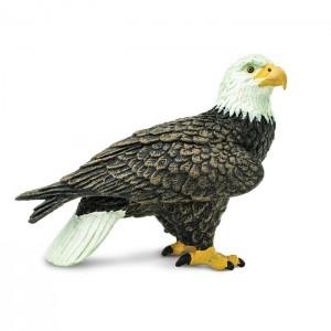 Белоголовый орлан Safari Ltd 291129