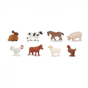 Набор фермерских животных Safari 346522
