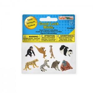 Набор экзотичных животных Safari Ltd 352222