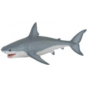 Белая акула Papo 56002