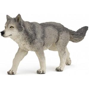 Серый волк Papo 53012