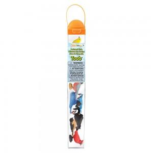 Птицы в тубусе Safari Ltd 678304