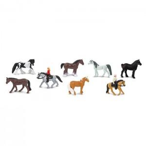 Лошади и всадники в тубусе Safari 679704