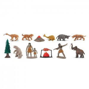 Доисторический мир в тубусе Safari Ltd 681004