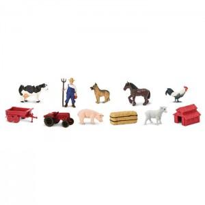 Ферма в тубусе Safari Ltd 682604