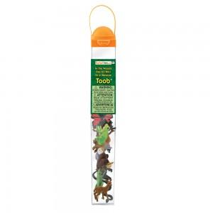 Жители леса в тубусе Safari Ltd 685504