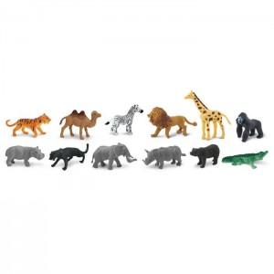 Дикая природа в тубусе Safari Ltd 695004