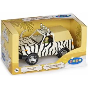 Машина для сафари по джунглям Papo 39238