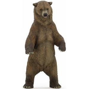 Медведь гризли Papo 50153