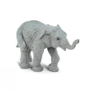 Азиатский слон малыш Safari Ltd 222329