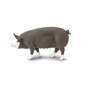 Свинья беркширской породы Safari Ltd 161929