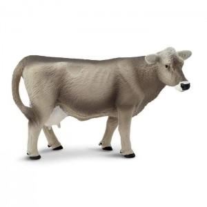 Коричневая швейцарская корова Safari Ltd 161529