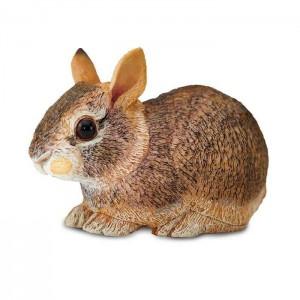 Детеныш американского кролика XL Safari Ltd 262129