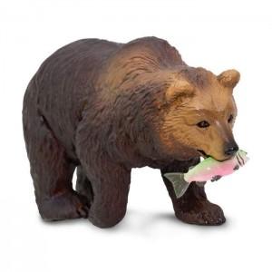 Медведь гризли Safari Ltd 281929