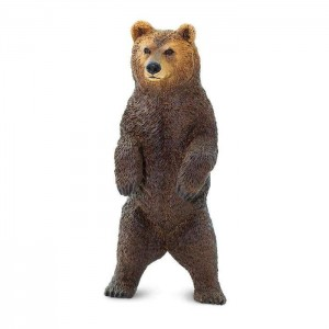 Медведь гризли Safari Ltd 181729