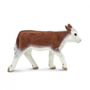 Теленок герефордской породы Safari Ltd 160129