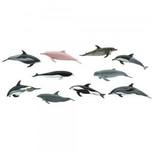 Набор Дельфины в тубусе Safari Ltd 100475