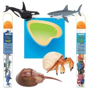 Набор морская жизнь Safari Ltd 100897