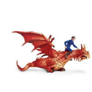 Громовой дракон с Дрейком Safari Ltd 10121