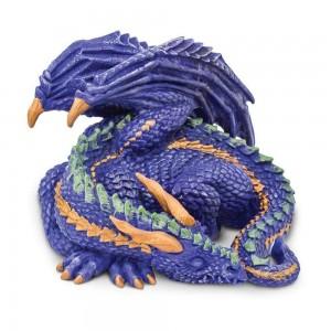 Спящий дракон Safari Ltd 10141