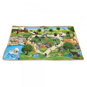 Игровой коврик Дикая природа Safari Ltd 220329