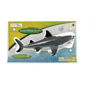 Большая белая акула с подвижными челюстями Safari Ltd 352240