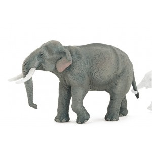 Азиатский слон Papo 50131