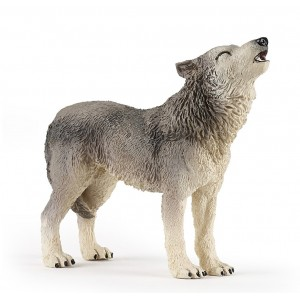 Воющий волк Papo 50171