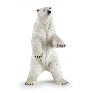 Белый полярный медведь Papo 50172