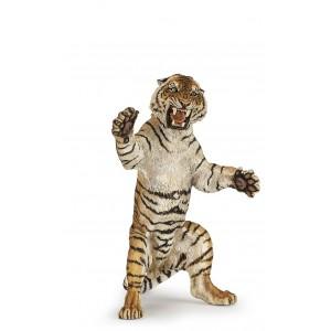 Тигр стоящий на задних лапах Papo 50208