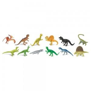 Набор хищные динозавры в тубусе Safari Ltd 699004
