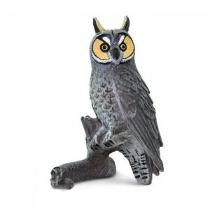 Ушастая сова Safari Ltd 100093