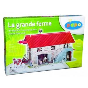 Большая ферма Papo 60101