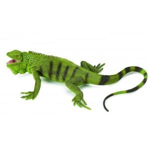 Зеленая ящерица (игуана) XL Safari Ltd 267729