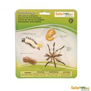 Жизненный цикл комара Safari Ltd 662616