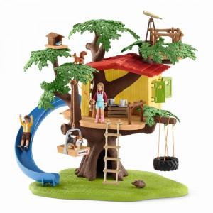 Домик на дереве Schleich 42408