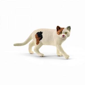 Американская короткошерстная кошка Schleich 13894